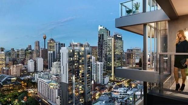 海外投资者推动澳洲房产公寓市场